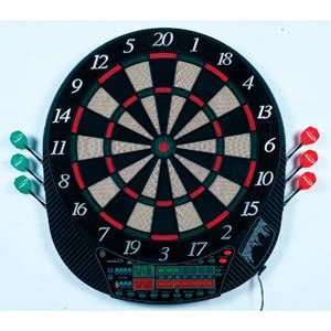 Halex 64338 Match Play T2 Electronic Dart Board