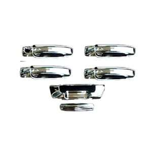 Chrome Door Handle and Tail Gate Cover Combo   Dodge Ram