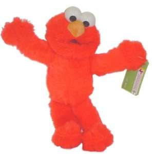 Sesame Street  Elmo 9.5 Plush Figure Doll Toy Toys