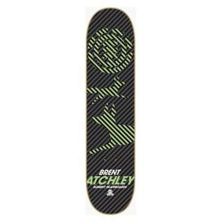 Element Skateboards Atchley Stealth Deck  8.0 Push:  Sports