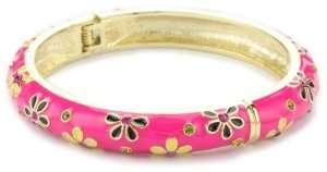 Betsey Johnson Enamel Bracelets And Rings Bangle Bracelet Jewelry