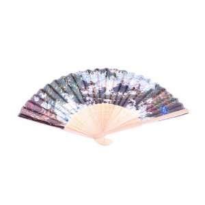 Fan Eventail National Ambitious Feeling Folding Fan
