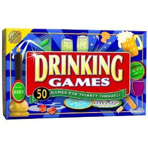 50 Adult Drinking Games   Board Game : Toys & Games :