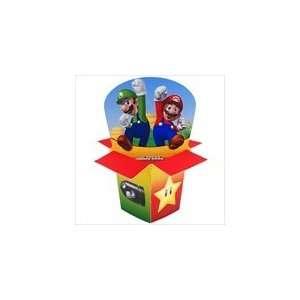 Super Mario Bros. Centerpiece Toys & Games