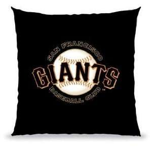 MLB San Francisco Giants 18 Souvenir Pillow