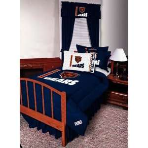 NFL Chicago Bears Complete Bedding Set Queen Size  Sports