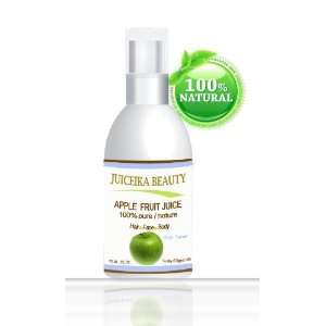 Juiceika Apple Fruit Juice 100% Pure/ Natural Juice for Face, Hair and