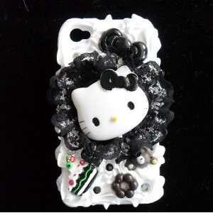 Hello Kitty 3d Cake Ice Cream Hard Back Cover Cases Skins