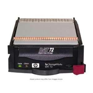 HEWLETT PACKARD INTERNAL DAT72 SCSI 5.25 Black ROHS
