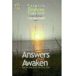 Answers that Awaken (English, Hindi and Marathi Edition