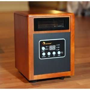 Dr. Infared heater 1500W Dual System Portable Quartz Infrared Heater