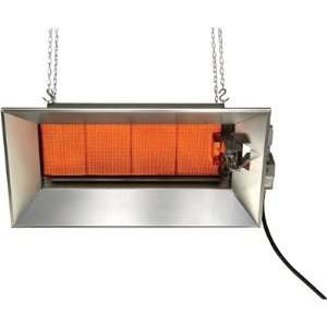 SunStar Heating Products Infrared Ceramic Heater   NG, 26,000 BTU