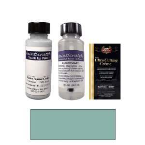 1 Oz. Medium Jade Metallic Paint Bottle Kit for 1978 Ford