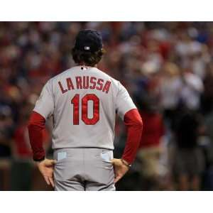 Tony La Russa, St. Louis Cardinals, World Series Game 3, 10/22/2011