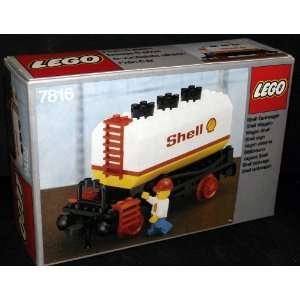 Lego Train system 7816 Wagon Shell Toys & Games