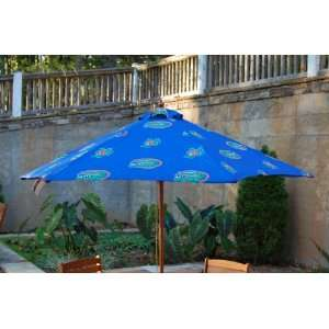Florida College Logo Umbrella   9 ft. Market Patio, Lawn