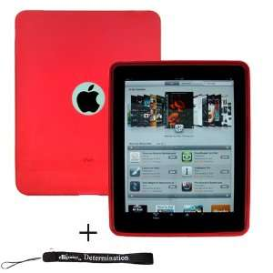 Soft Gel Silicone Skin for Apple iPad 16GB, 32GB, 64GB Wi Fi and WiFi