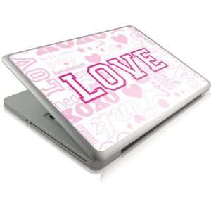Pink Lover skin for Apple Macbook Pro 13 (2011
