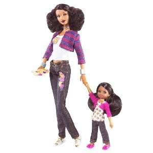 Barbie So In Style Trichelle and Janessa Dolls Toys