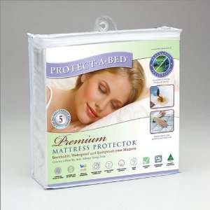 Covered Premium Protect A Bed Mattress Protector: Home & Kitchen