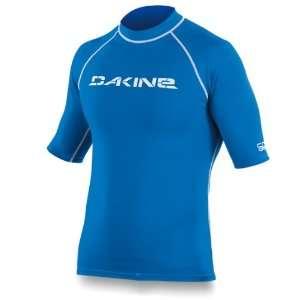 Dakine Mens Heavy Duty Short Sleeve Rashguard Sports