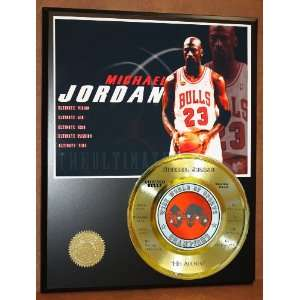 Chicago Bulls Michael Jordan NBA Champion Wide World of Sports STAT