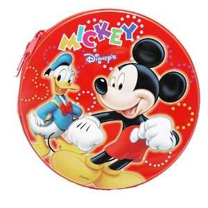 Red Disney Mickey Mouse CD Holder/Case,Mickey mouse lamp
