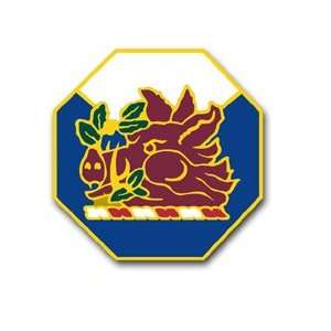 United States Army Georgia State Area Command Unit Crest Patch Decal