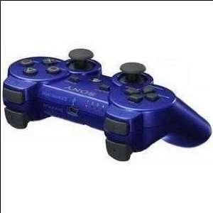 Wireless Bluetooth Controller Sony PS3(Dark blue)  Players