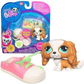 Littlest Pet Shop Collector Pet Pairs Series 1 Figure King Charles