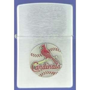 St Louis Cardinals Logo Zippo Lighter