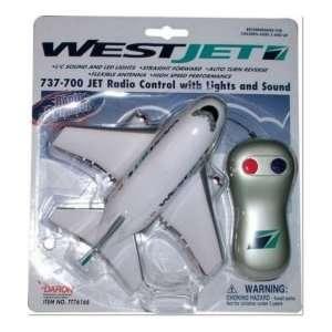 Westjet Radio Control Airplane Toys & Games