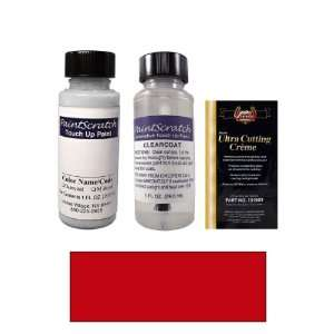 1 Oz. Candy Apple Red Metallic Paint Bottle Kit for 1997