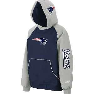 England Patriots NFL Youth Helmet Hoodie (Medium)