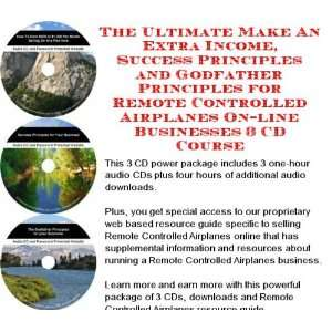 for Remote Controlled Airplanes Biz 3 CD Package Don Z Wilson Books