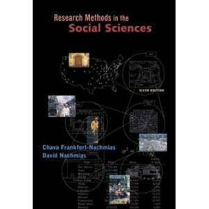 Research Methods in the Social Sciences w/Data Disk