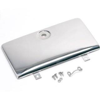 Kentrol Stainless Steel Glove Box Door Use With OE Key Lock 1972 1986
