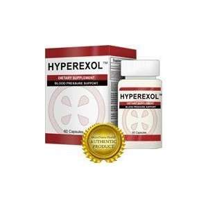 Hyperexol Hypertension High Blood Pressure (3): Health & Personal Care