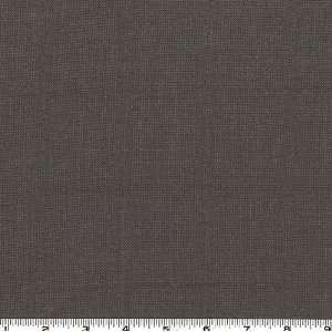 58 Wide Worsted Wool Suiting Window Pane Blue/Grey
