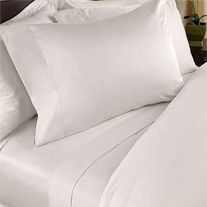 Ivory Plain   Solid Full Size THREE piece Duvet Cover