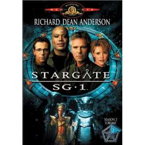 Stargate SG 1 Season 2, Vol. 2 Richard Dean Anderson