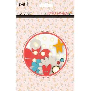 Sunshine Collection   Embellishment Pack   Sundries: Arts, Crafts