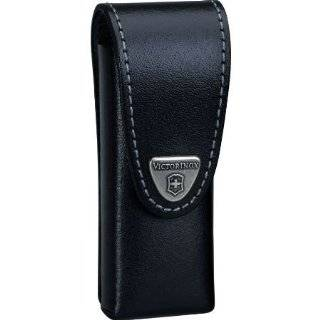 Victorinox SwissTool Leather Pouch Swiss Army Knife Pouches Black