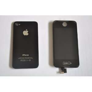 Apple Iphone 4 Full Housing Kit Front & Back   ORIGINAL