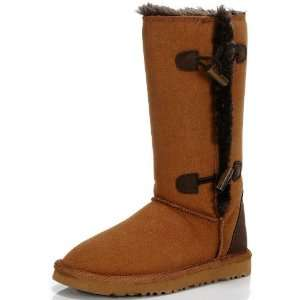 Ugg Boots Classic Tall Beva Chestnut Sports & Outdoors