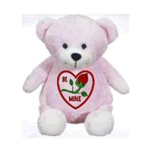 Stuffed teddy bear with personalized personalized custom