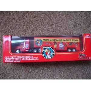 MCDONALDS RACING TEAM TRUCK  Toys & Games