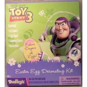 Toy Story 3 Easter Egg Decorating Kit Toys & Games