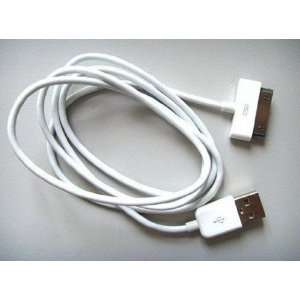 For Ipod/iphone 2g/3g/4(1m length)usb Data Cable Cell
