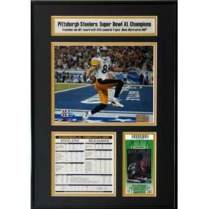 Hines Ward Pittsburgh Steelers   MVP   Super Bowl XL